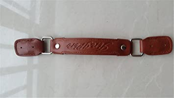 Leather Suitcase Handle