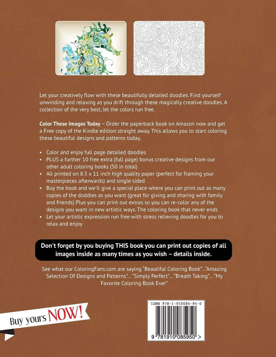 The coolest coloring book ever - Amazon Com Doodle Coloring Book To Color My Stress Away Adult Art Doodle Coloring Book Enjoy The Creative Invasion Volume 1 9781910085950 Grace
