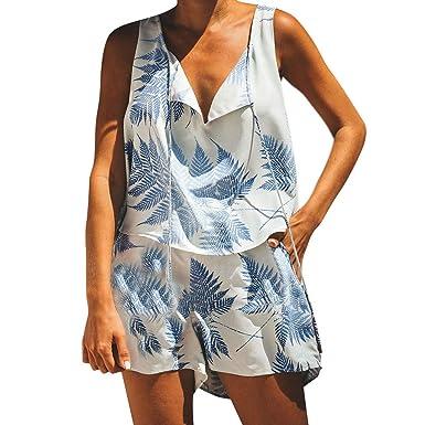 94159b8da Summer Women's Outfits Set Ladies Trend Print T-Shirt Female Sleeveless  Tops Cool Blouse Pants