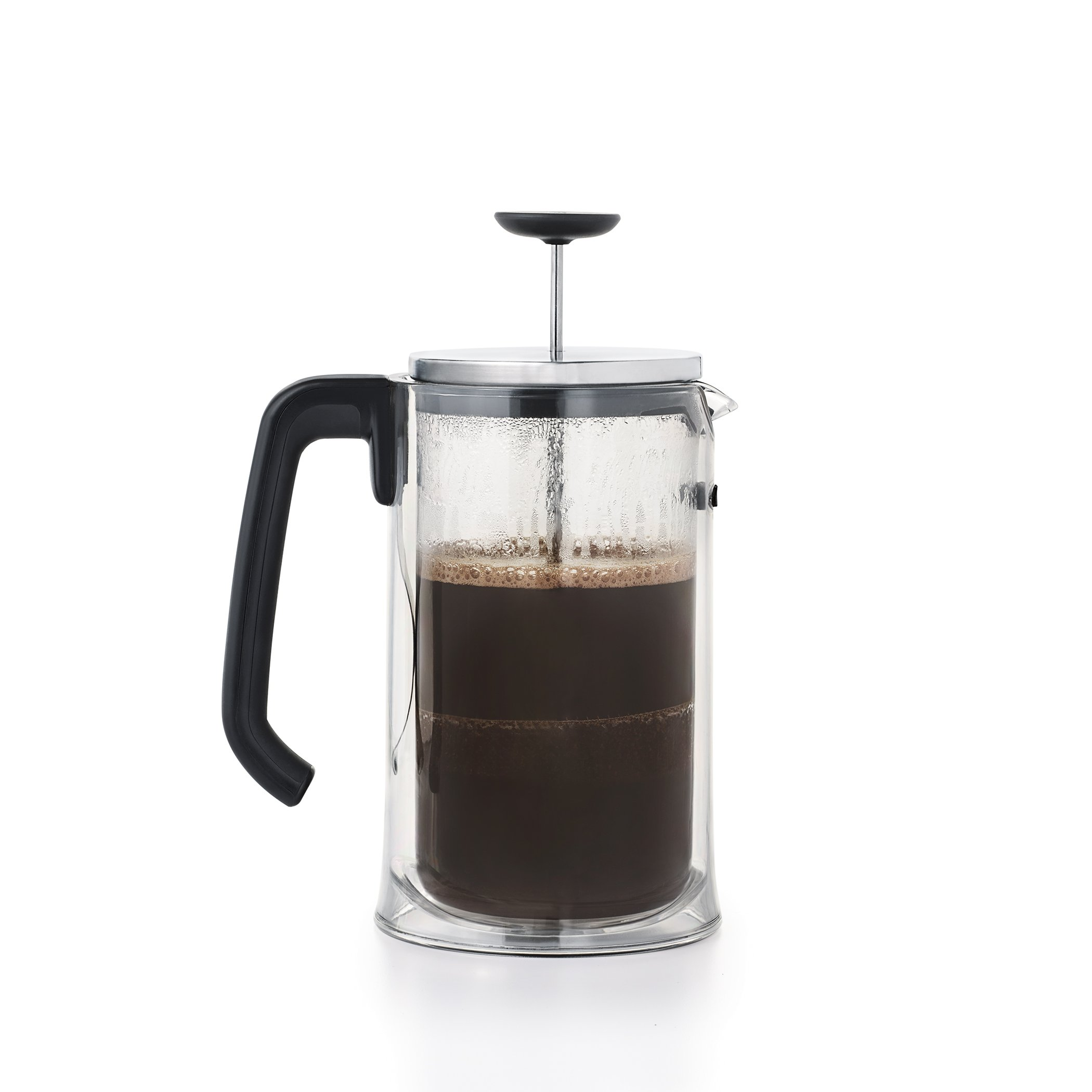 OXO Good Grips Sugar Dispenser with Impact Double Wall French Press Bundle by OXO (Image #6)
