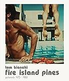 Fire Island Pines. Polaroids, 1975-1983