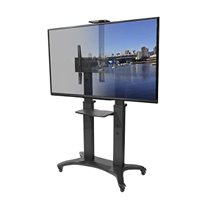 80 inch tv stand Amazon.com: Kanto MTMA80PL Mobile TV Stand for 55 80 inch Flat  80 inch tv stand