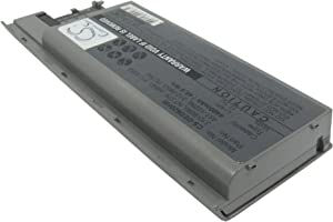 GAXI Battery for DELL Latitude D620, Latitude D630, Precision M2300 Replacement for P/N 310-9080, 312-0384, 312-0653