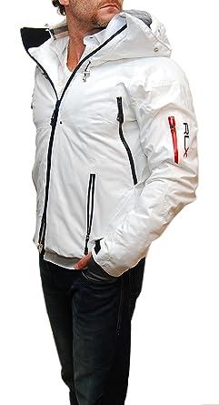 Mens Coat Ski Ralph Rlx Polo Lauren Black Jacket Recco White Winter gvfY76yb