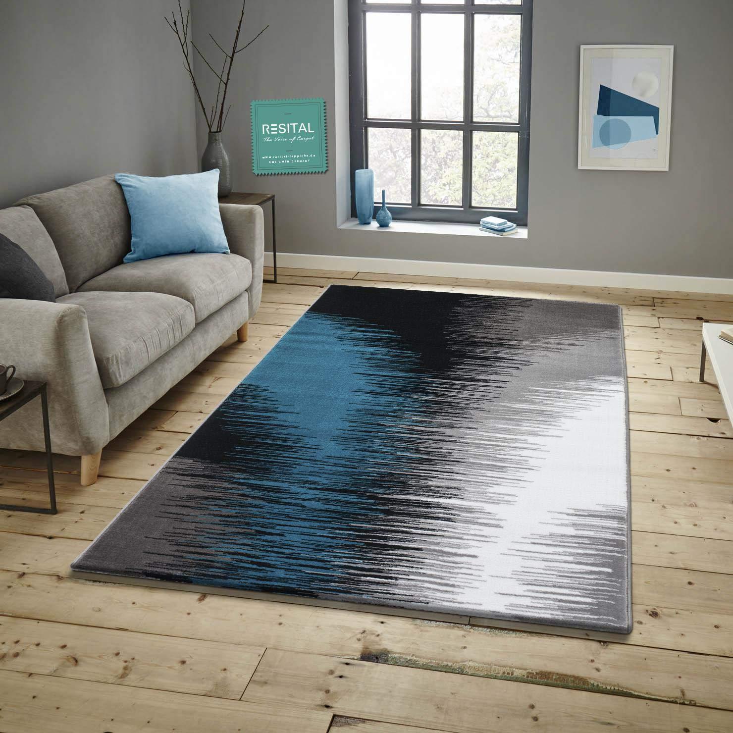 Keymura Restposten – Sale – Savoy – Design Teppich mit Mustern – Orient, Arabisch, Teppiche Wohnzimmer, Schlafzimmer 200x290cm
