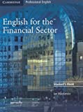 English for the Financial Sector Student's Book: 0