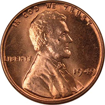 1956 Lincoln Wheat Cent Penny Gem Proof US Mint Coin No Mint Mark Uncirculated