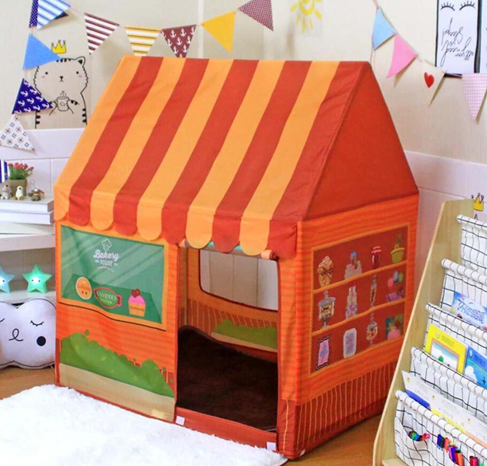 Onfly Kinderspielhaus Indoor Zelt Dessert Zelt Indoor Spielzeug Baby Zelt Mädchen Prinzessin Zimmer Schloss 17b0d9