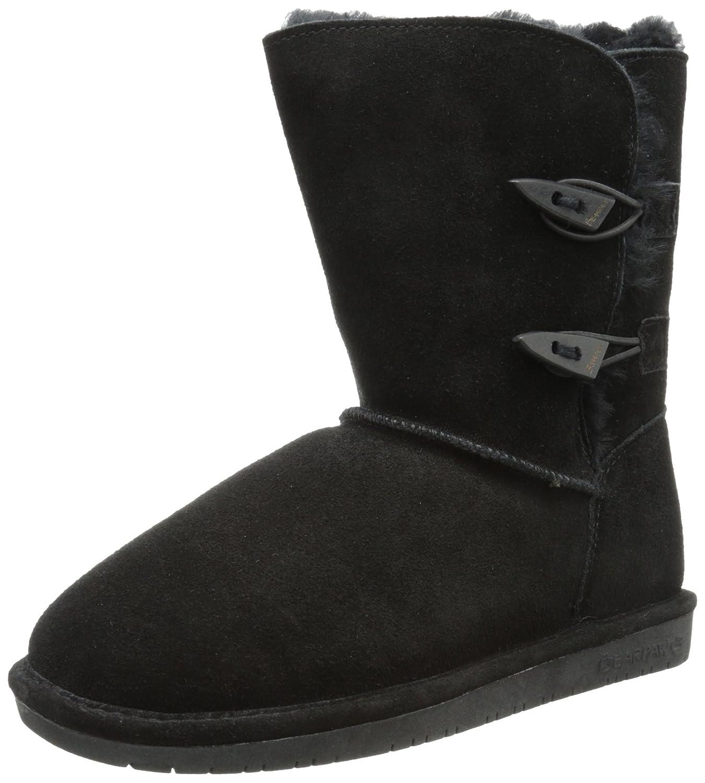 BEARPAW Women's Abigail Fashion Boot B003CYM68A 10 B(M) US Black