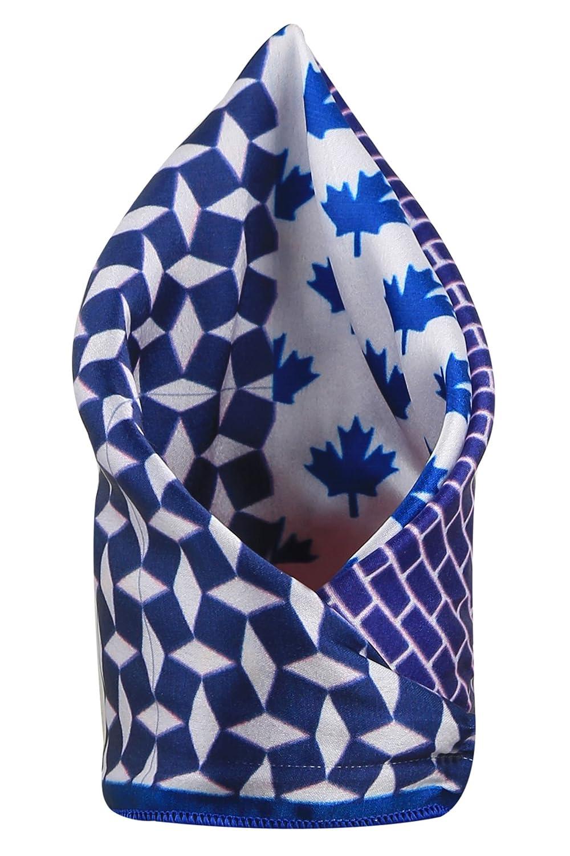 Sojanya Mens Pocket Square Blue