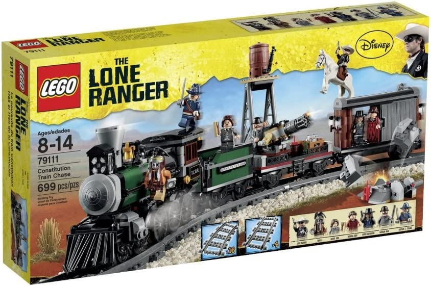 Top 9 Best LEGO Train Sets Reviews in 2020 5