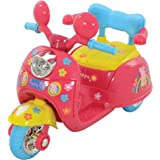 Peppa Pig M09370 6V Battery Operated Motorbike Ride On, Pink