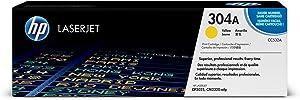 HP 304A | CC532A | Toner Cartridge | Yellow
