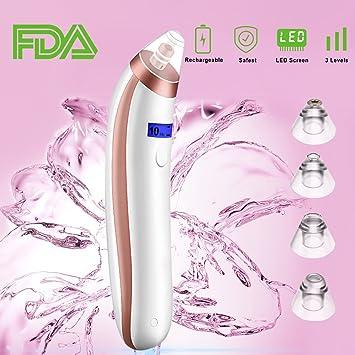 Blackhead Remover, Vacuum Blackhead Removal Peel Tool Extractor Electric  Skin Pore Cleaner,