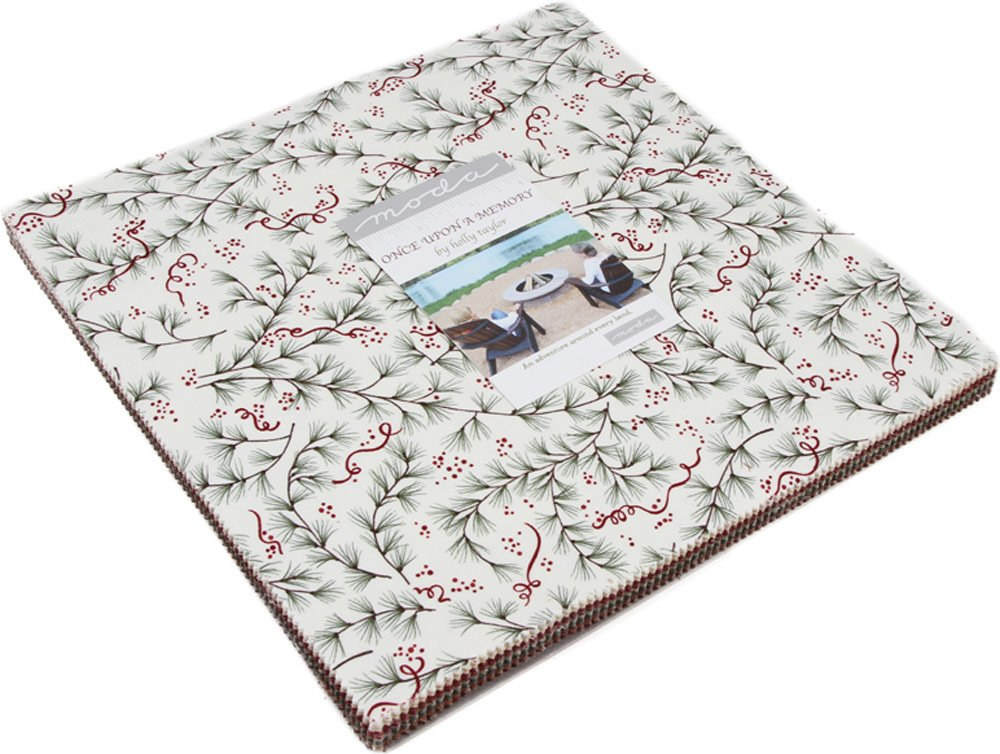 Holly Taylor Once Upon a Memory Layer Cake 42 10-inch Squares Moda Fabrics 6730LC United Notions
