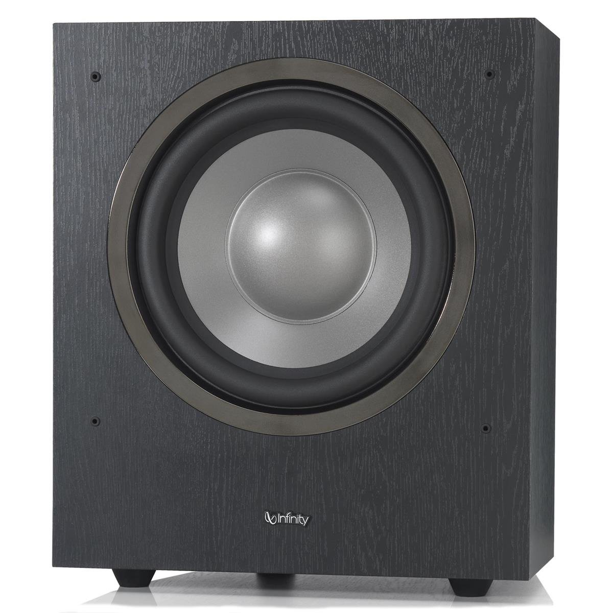 Infinity SUB R10 Reference Series 10'' 200w Powered Subwoofer - Each (Black) by Infinity