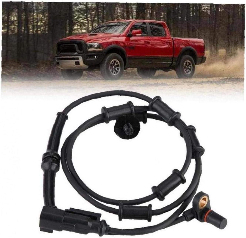 Front Left /& Right Wheel Speed Sensor Fits for Dodge Ram 1500 2500 3500 4WD Model 06-08 5179958AA Wheel Speed Sensor Brake System Automotive