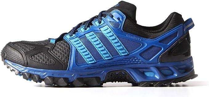 adidas Kanadia 6 Trail Running Shoes 13.5 Blue: Amazon.co