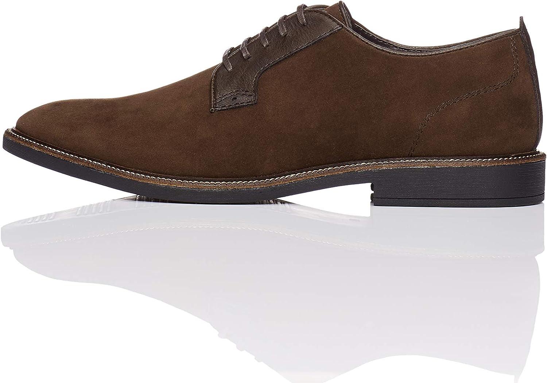 find. Callow - Zapatos de Cordones Derby Hombre