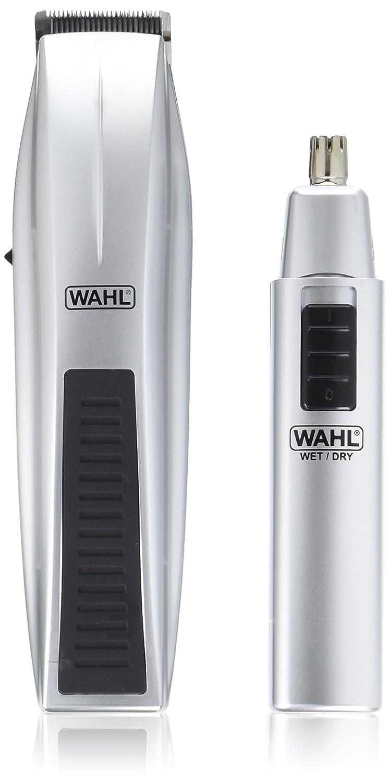 Wahl Wireless Men's Beard, Ear and NoseTrimmer Kit