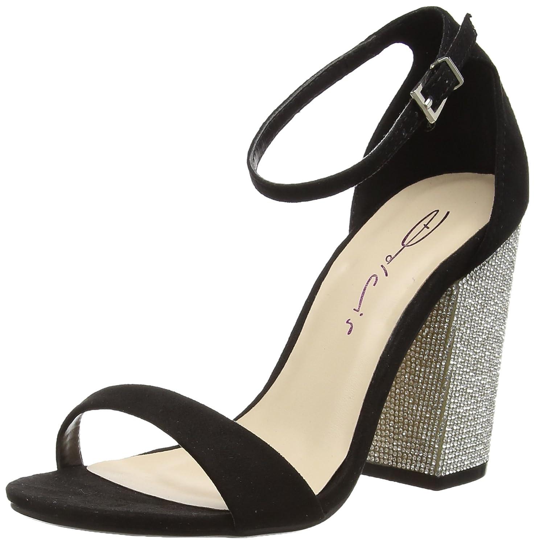 Dolcis Tiara, B07GZ627P1 Sandales Plateforme Femme Plateforme Femme Noir - Noir e2428ea - deadsea.space