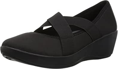 Crocs Women's Busy Day Strappy Wedge
