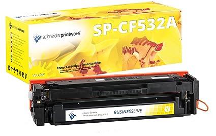 Schneider Print Ware Cartucho de Repuesto para HP 205 A cf532 a ...