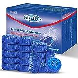 Automatic Toilet Bowl Cleaner Tablets Bathroom Toilet Tank Cleaner,Blue Toilet Bowl Bubbles,Strong Detergent Ability,Long-las