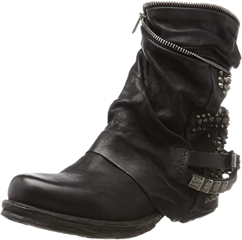 AS98 Damen Saintec Biker Boots