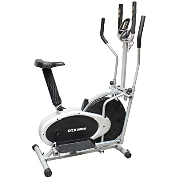 Image result for 2 in 1 Elliptical Cross Trainer & Exercise Bike