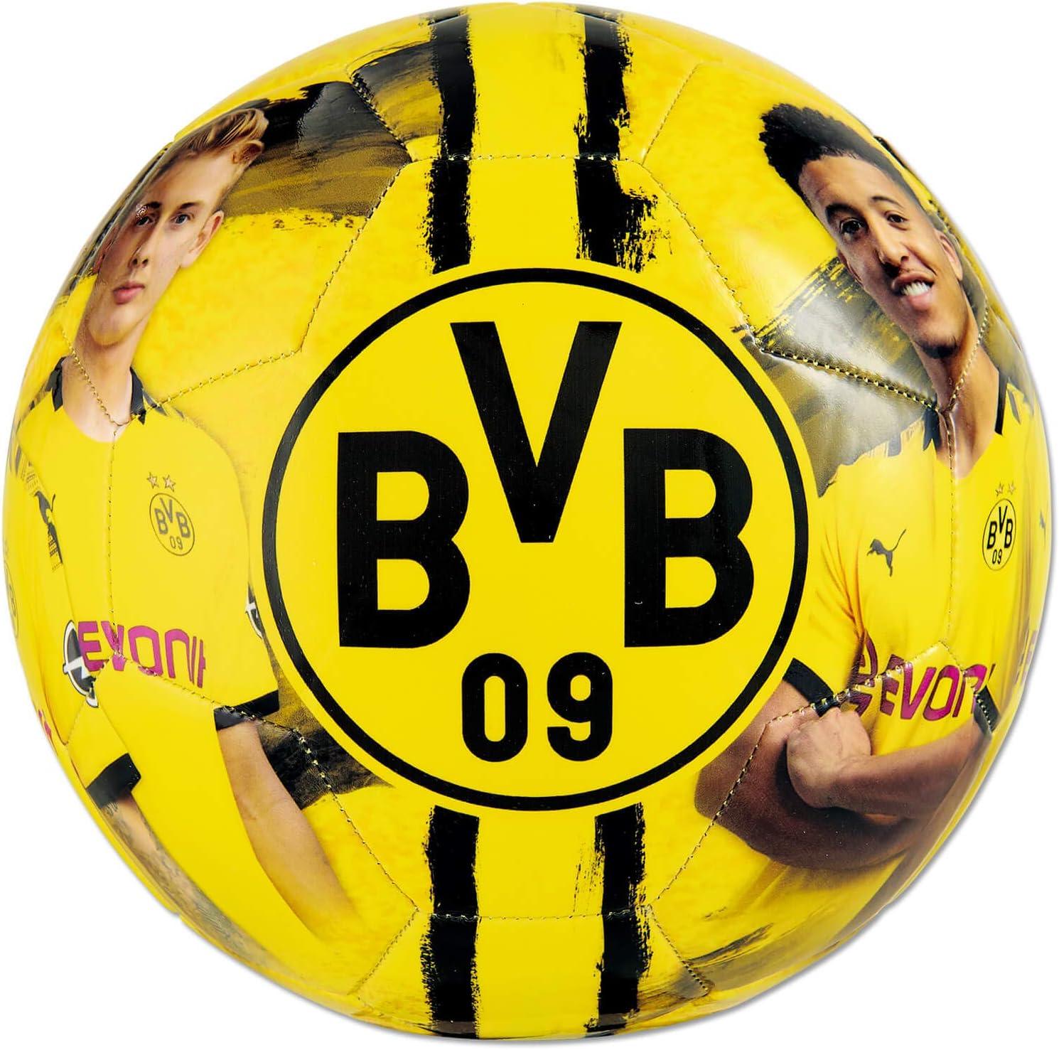 Pallone da Gioco Borussia Dortmund BVB 09 BVB 19/20 Fan Shop Sport ...