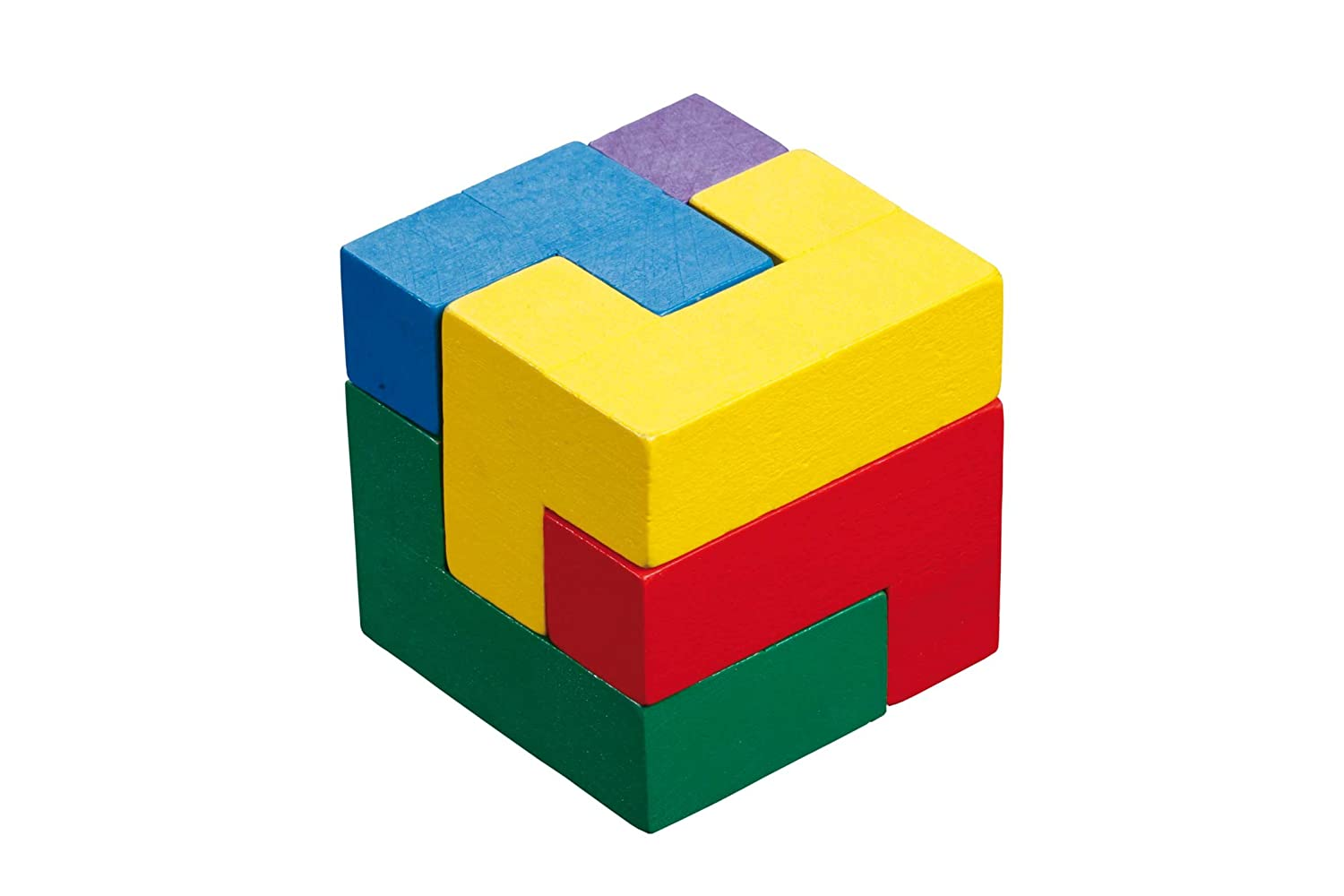 Philos 3518 Puzzle Game Inspiration Cube, Multi-Colour