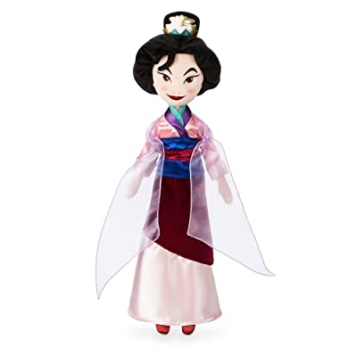 Disney Mulan Plush Doll - Medium: Toys & Games [5Bkhe1002070]