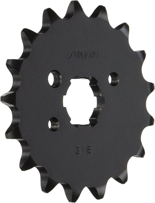 51117 17T #295 Sunstar Steel Front Sprocket