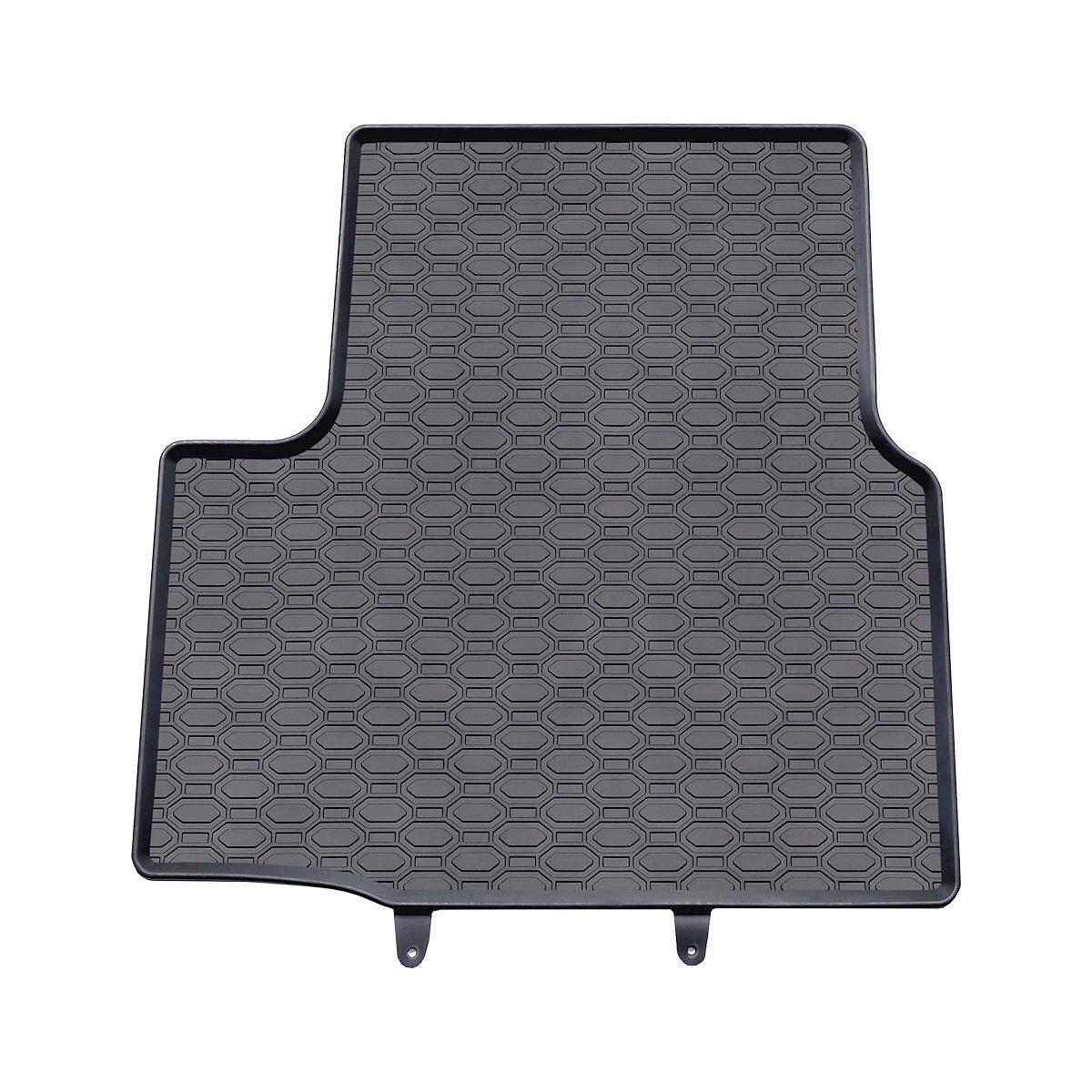 negro 4-piezas Alfombrillas de goma 5902538448277 un ajuste perfecto