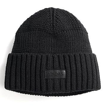 38857c68e Amazon.com: adidas Men's Pine Knot Beanie (Black): Clothing