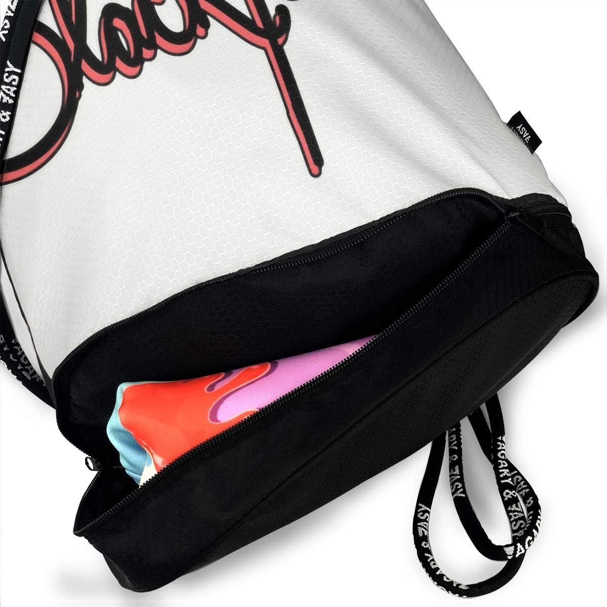 Drawstring Backpack Blackpink Bags