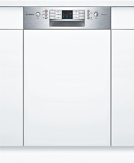 Bosch Serie 4 SPI46IS05E lavavajilla Totalmente integrado 9 ...
