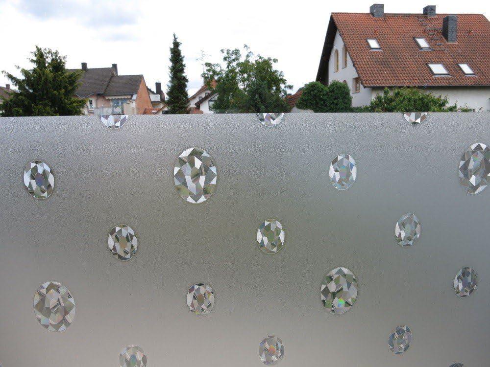 Linea Fix® Ventana pantalla Venetia Diamante – Lámina estática ...