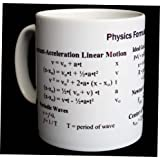 Physics Equations Mug