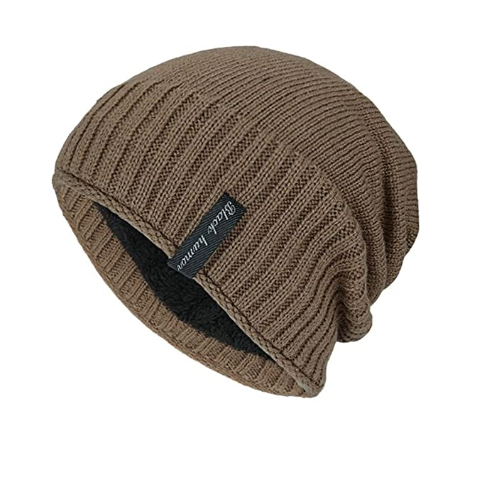 PAOLIAN Cappello Uomo Invernali Berretti in Maglia Cappelli da Uomo e Donna 9f5b4ba78f28