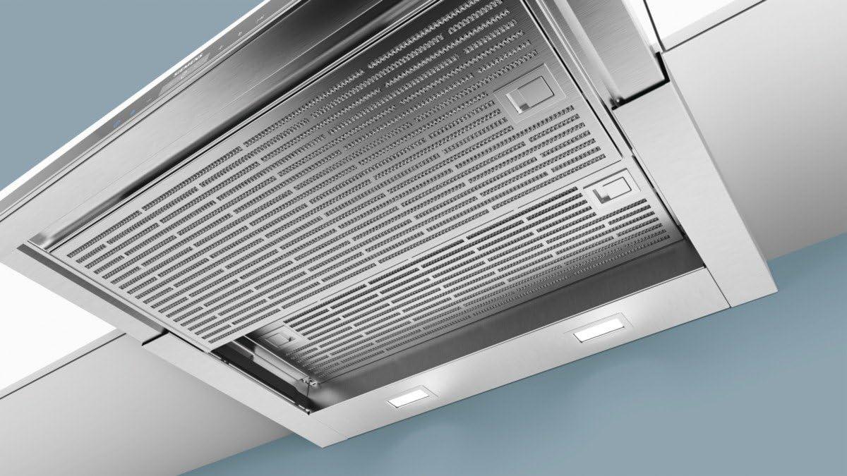 Siemens LI67SA670 iQ700 Capot écran - Ventilador (59,8 cm, inoxidable): Amazon.es: Grandes electrodomésticos