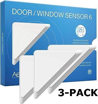Amazon Com Aeon Labs Door Window Sensor 6 3 Pack Zw112a Camera Photo