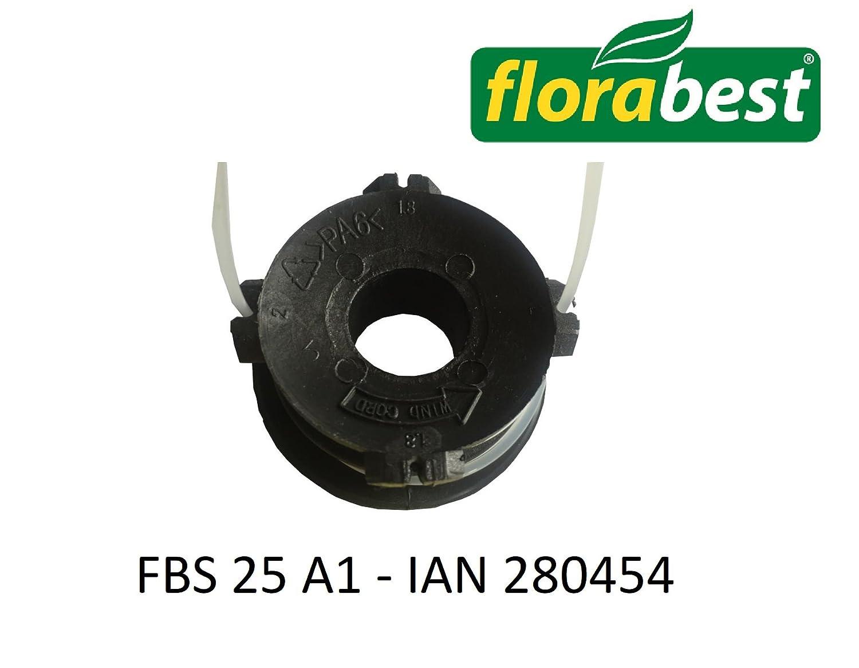 Flora Best Bobina de hilo Flora Best Gasolina Sense FBS 25 A1 ...