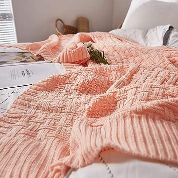 Amazon.com: Yunhigh - Manta de punto para sofá o silla: Home ...