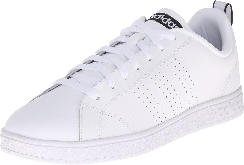aeropuerto Consulta Mal  Amazon.com | adidas NEO Women's Advantage Clean VS W Casual Sneaker |  Fashion Sneakers