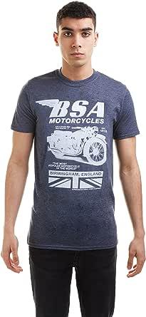 BSA Motocycles Men's Tonal Invert