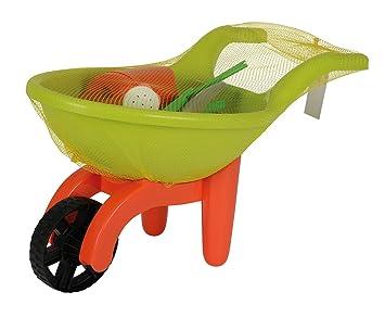 Simba Smoby Wheelbarrow And Gardening Set