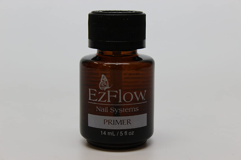 EzFlow nail systems PRIMER 14ml (0,5 fl oz): Amazon.co.uk: Beauty
