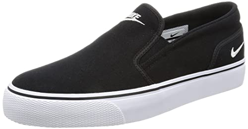 Buy Nike Women's Toki Slip Canvas BlackWhite Casual Shoe 5